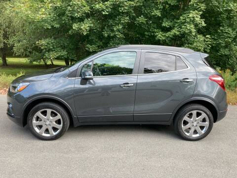2017 Buick Encore for sale at MICHAEL MOTORS in Farmington ME