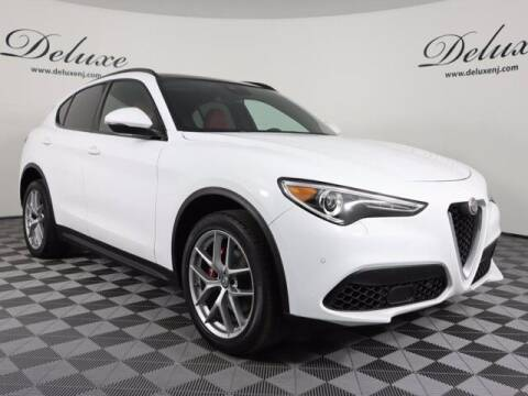 2018 Alfa Romeo Stelvio for sale at DeluxeNJ.com in Linden NJ