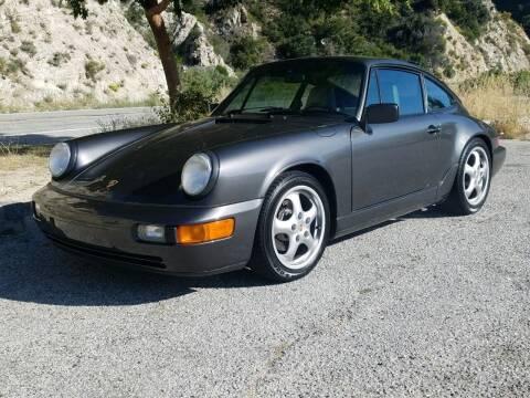 1990 Porsche 911 for sale at Sun Valley Auto Sales in Hailey ID