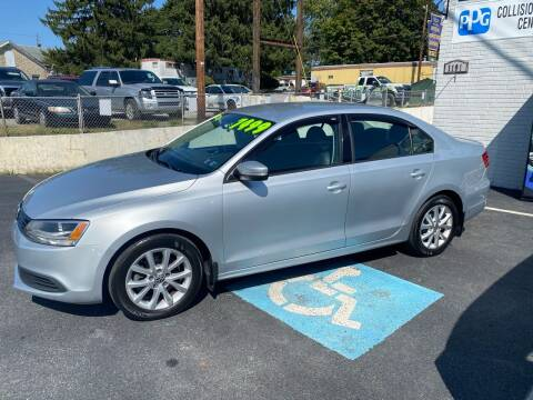 2012 Volkswagen Jetta for sale at Ginters Auto Sales in Camp Hill PA
