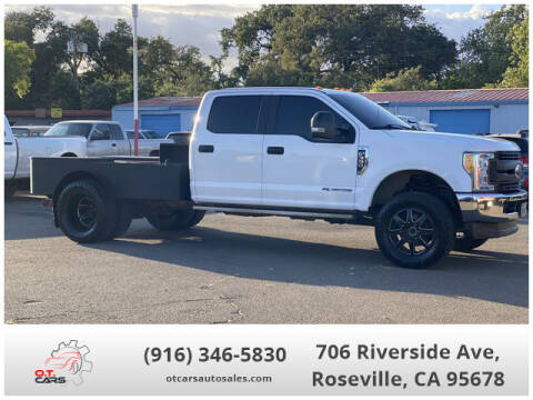 2017 Ford F-350 Super Duty for sale at OT CARS AUTO SALES in Roseville CA
