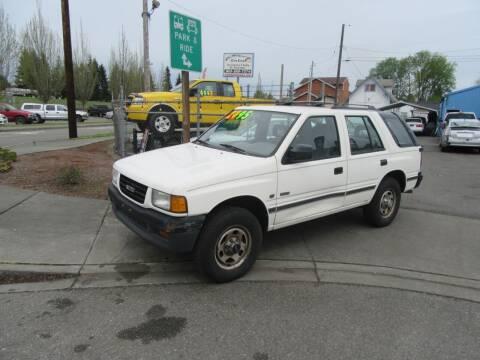 1997 Isuzu Rodeo for sale at Car Link Auto Sales LLC in Marysville WA