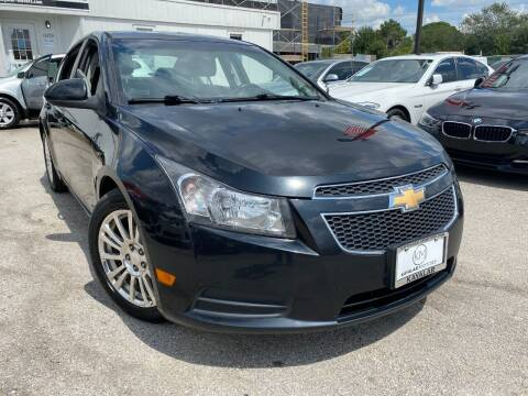 2014 Chevrolet Cruze for sale at KAYALAR MOTORS - ECUFAST HOUSTON in Houston TX