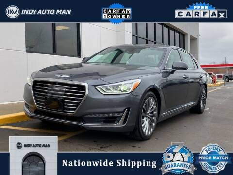 2017 Genesis G90 for sale at INDY AUTO MAN in Indianapolis IN