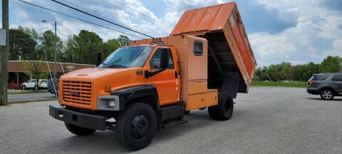 2006 GMC C6500 for sale at Wally's Wholesale in Manakin Sabot VA