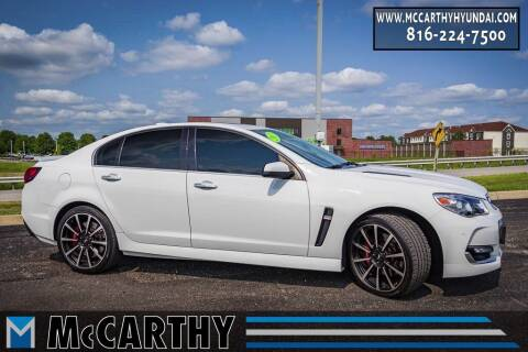 2017 Chevrolet SS for sale at Mr. KC Cars - McCarthy Hyundai in Blue Springs MO