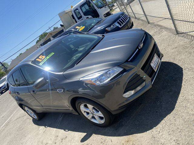 2015 Ford Escape for sale at New Start Motors in Bakersfield CA