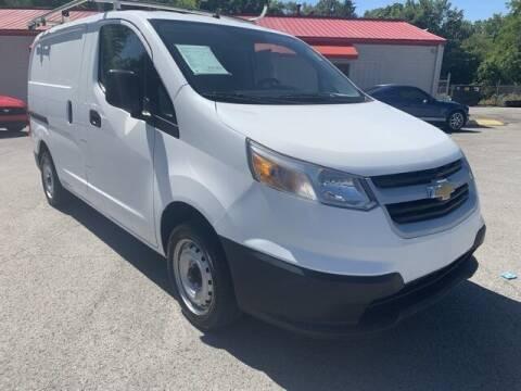 2015 Chevrolet City Express Cargo for sale at CON ALVARO ¡TODOS CALIFICAN!™ in Columbia TN