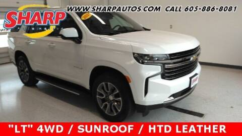 2021 Chevrolet Tahoe for sale at Sharp Automotive in Watertown SD