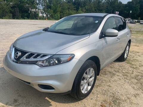 2012 Nissan Murano for sale at Hwy 80 Auto Sales in Savannah GA