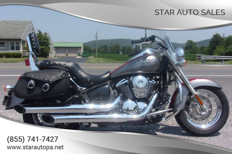 2014 Kawasaki Vulcan for sale at Star Auto Sales in Fayetteville PA