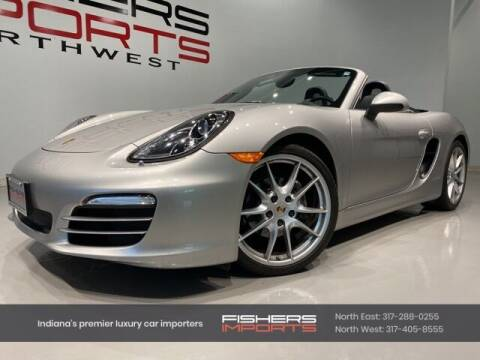 2013 Porsche Boxster for sale at Fishers Imports in Fishers IN