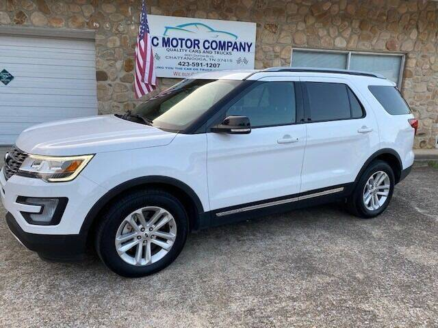 2017 Ford Explorer for sale at KC Motor Company in Chattanooga TN