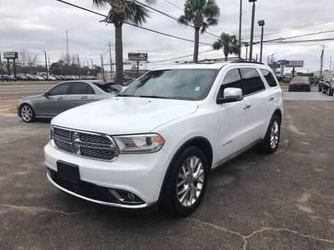 2015 Dodge Durango for sale at Advance Auto Wholesale in Pensacola FL