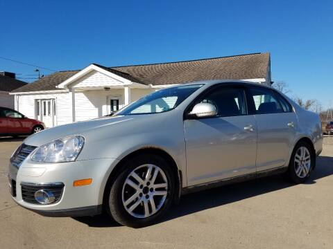 2010 Volkswagen Jetta for sale at CarNation Auto Group in Alliance OH