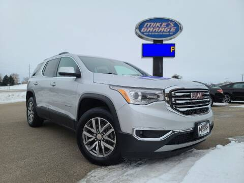 2018 GMC Acadia for sale at Monkey Motors in Faribault MN