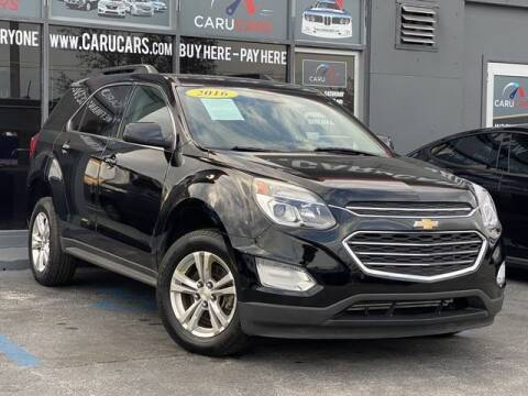 2016 Chevrolet Equinox for sale at CARUCARS LLC in Miami FL