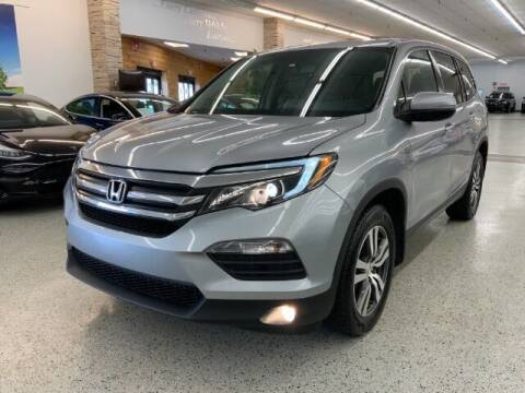 2017 Honda Pilot for sale at Dixie Imports in Fairfield OH