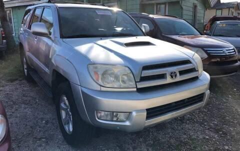 2004 Toyota 4Runner for sale at Castagna Auto Sales LLC in Saint Augustine FL