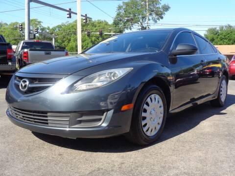 2012 Mazda MAZDA6 for sale at Linus International Inc in Tampa FL