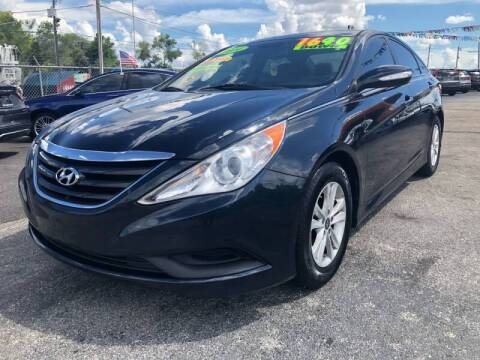 2014 Hyundai Sonata for sale at GP Auto Connection Group in Haines City FL