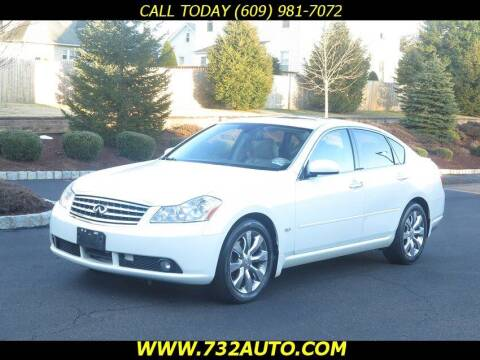 2007 Infiniti M35 for sale at Absolute Auto Solutions in Hamilton NJ