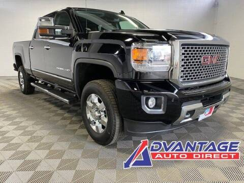 2017 GMC Sierra 3500HD for sale at Advantage Auto Direct in Kent WA