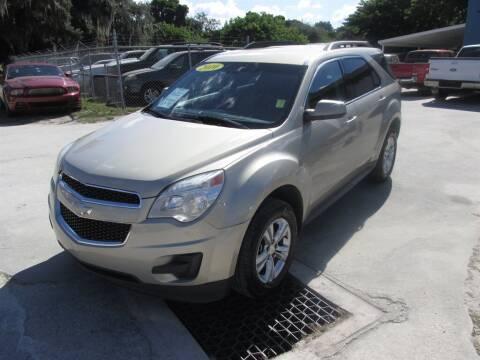 2010 Chevrolet Equinox for sale at New Gen Motors in Lakeland FL