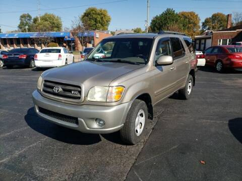 2004 Toyota Sequoia for sale at JC Auto Sales in Belleville IL