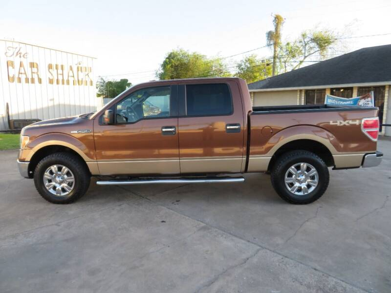 2011 Ford F-150 for sale at The Car Shack in Corpus Christi TX