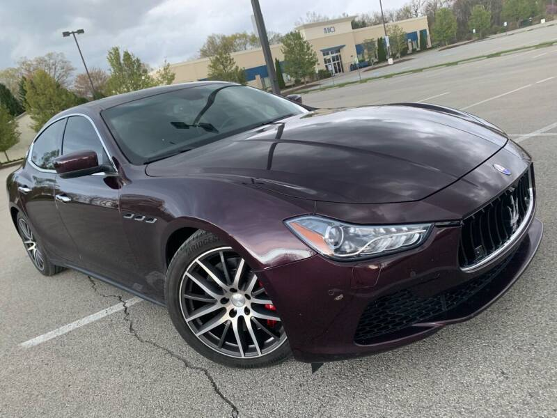 2014 Maserati Ghibli for sale at Trocci's Auto Sales in West Pittsburg PA