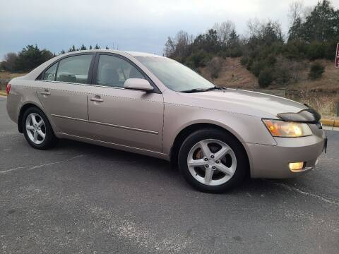2007 Hyundai Sonata for sale at Lexton Cars in Sterling VA