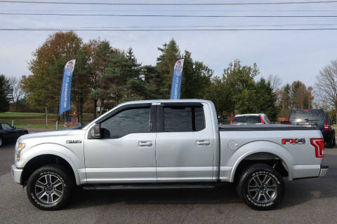 2015 Ford F-150 for sale at GEG Automotive in Gilbertsville PA