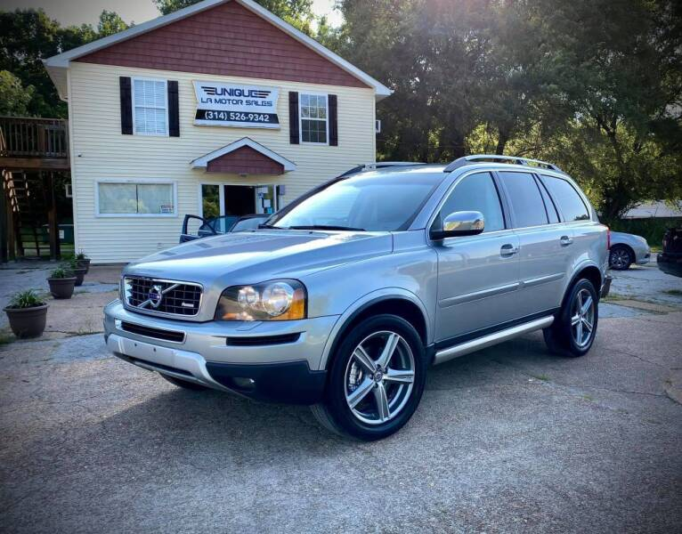 2010 Volvo XC90 for sale at Unique LA Motor Sales LLC in Byrnes Mill MO