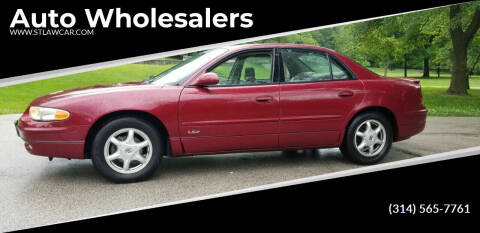 2003 Buick Regal for sale at Auto Wholesalers in Saint Louis MO