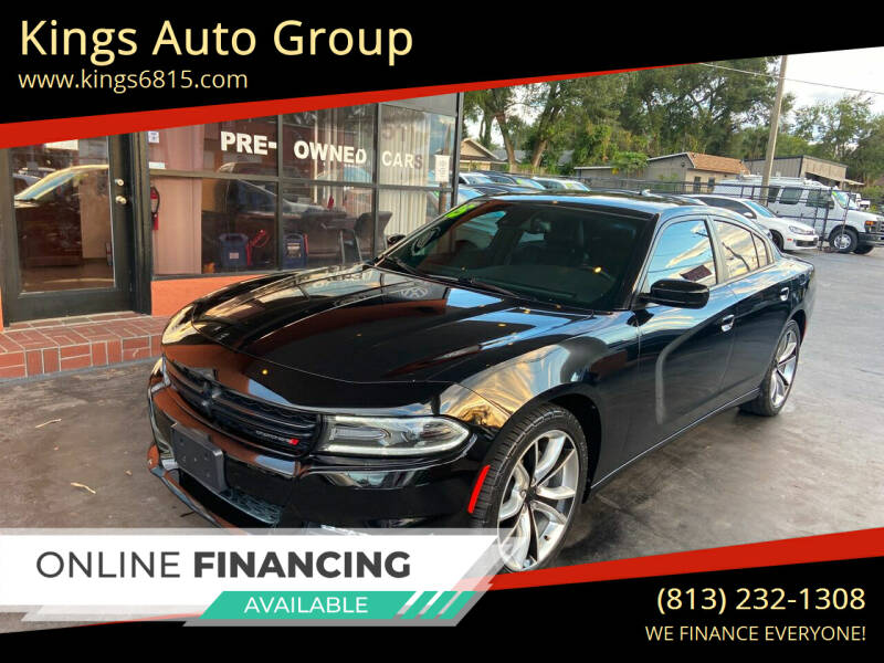 2015 Dodge Charger for sale at Kings Auto Group in Tampa FL
