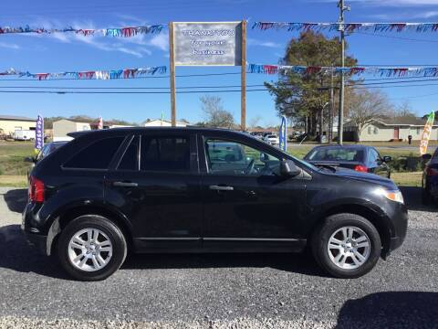 2011 Ford Edge for sale at Affordable Autos II in Houma LA