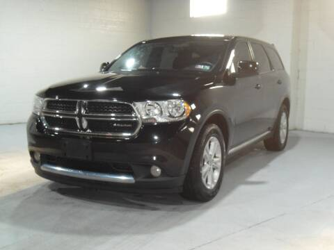 2011 Dodge Durango for sale at Ohio Motor Cars in Parma OH
