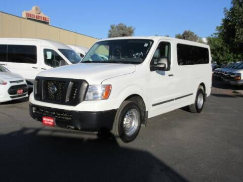 2016 Nissan NV Passenger for sale at Norco Truck Center in Norco CA