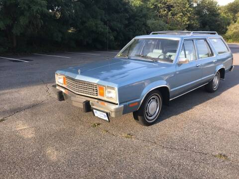 1979 Ford Fairmont for sale at Clair Classics in Westford MA