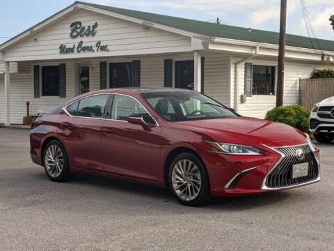 2019 Lexus ES 350 for sale at Best Used Cars Inc in Mount Olive NC