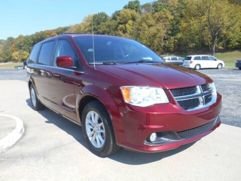 2019 Dodge Grand Caravan for sale at Maczuk Automotive Group in Hermann MO