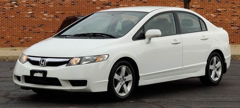 2009 Honda Civic for sale at Schaumburg Motor Cars in Schaumburg IL