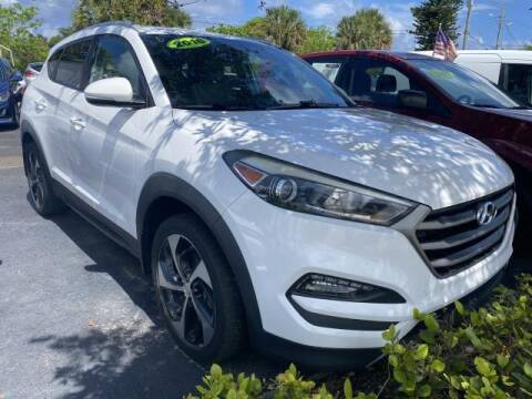 2016 Hyundai Tucson for sale at Mike Auto Sales in West Palm Beach FL