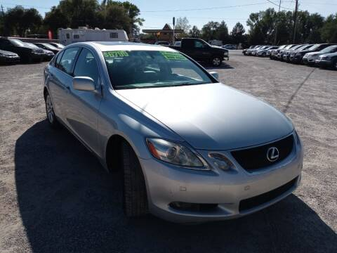2007 Lexus GS 350 for sale at Canyon View Auto Sales in Cedar City UT