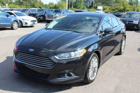 2013 Ford Fusion for sale at Road Runner Auto Sales WAYNE in Wayne MI