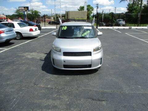 2010 Scion xB for sale at Highway Auto Sales in Detroit MI