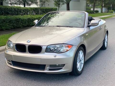 2011 BMW 1 Series for sale at Presidents Cars LLC in Orlando FL