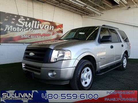 2008 Ford Expedition for sale at TrucksForWork.net in Mesa AZ