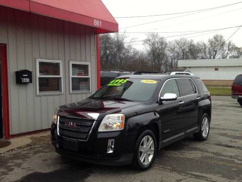 2010 GMC Terrain for sale at Midwest Auto & Truck 2 LLC in Mansfield OH